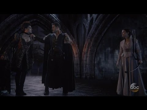 Charmings vs. Evil Queen 6x20 Once Upon A Time - Musical Episode