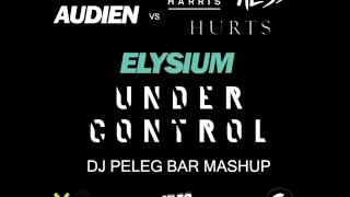Audien Vs Calvin Harris ft Alesso & Hurts - Elysium Under Control (DJ Peleg Bar Mashup) Y MUSIC