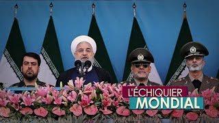 L'ECHIQUIER MONDIAL. Iran : touché mais pas coulé
