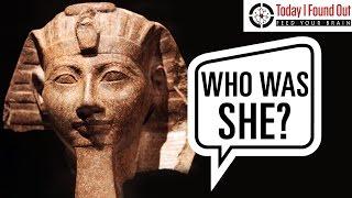 Erased from History: Hatshepsut, The Bearded Female King of Egypt