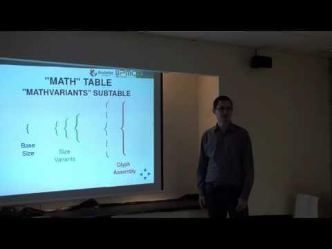 Frédéric Wang - MathML in Web Engines