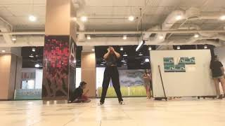 Lisa solo stage / Faded - Tink dance cover by Weiwei