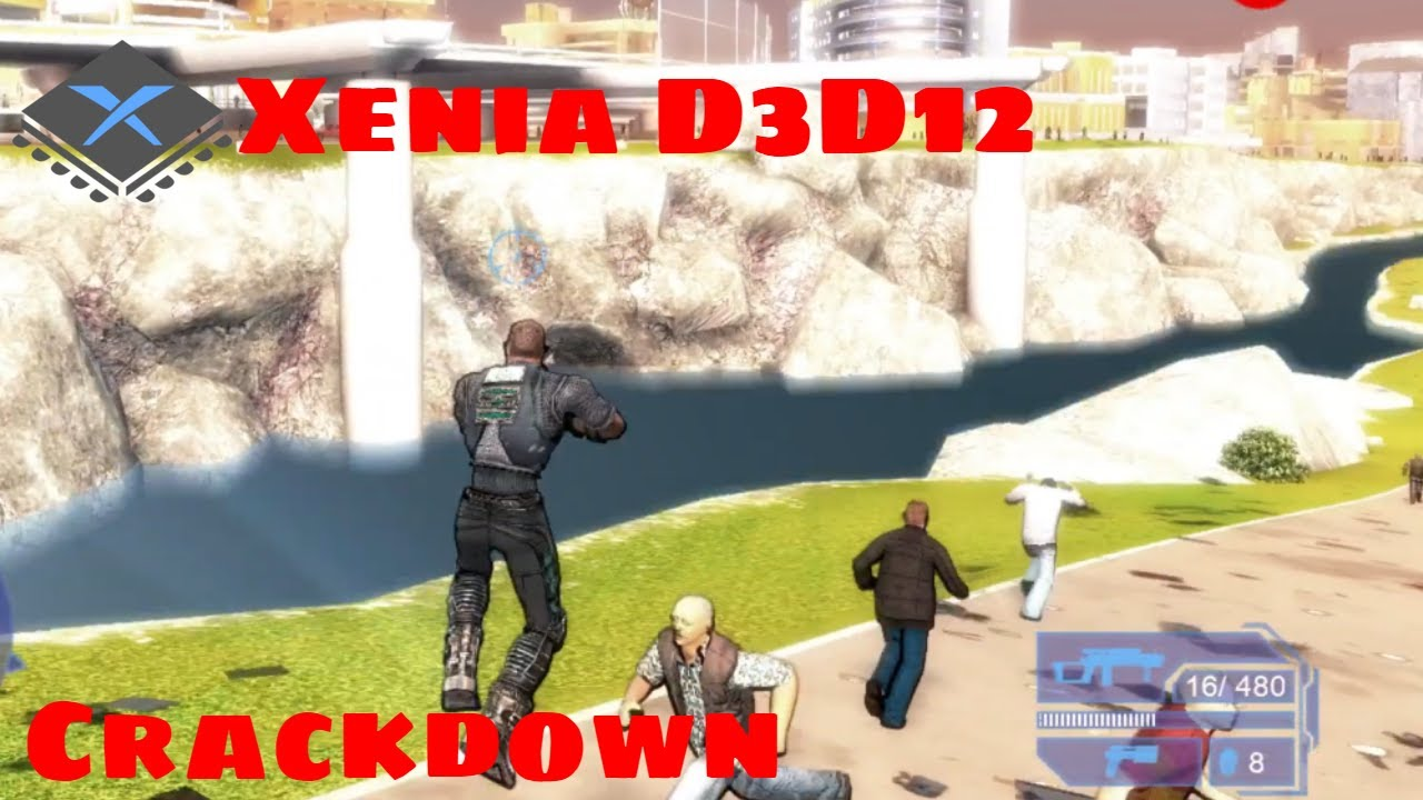 [XBOX 360 Emulator] Xenia D3D12 (30 JAN) | Crackdown