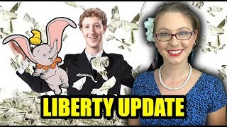 President Zuckerberg, State Patrol Orders Pelvic Exams, & CIA's Dumbo | Liberty Update
