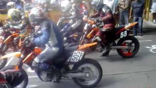 Carreras Buga 2009-Ktm