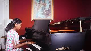 Amazing Piano performance - River Flows In You | Pragna | Yiruma | 이루마