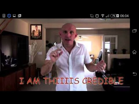HUFF DOES DAMAGE CONTROL (irish stevo mirror)