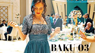 азербайджанская свадьба | баку | VLOG 23