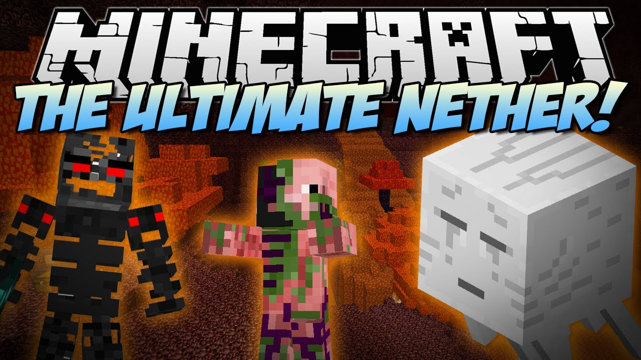Minecraft's Nether Update finally makes its hell dimension more ...
