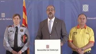 🔴  EN DIRECTE  | El president compareix respecte a les afectacions del coronavirus en l'activitat