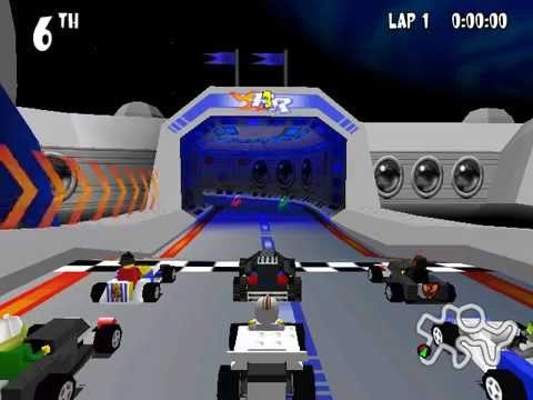 LEGO Racers Any% Speedrun - 39:54 [WR]