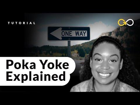Poka Yoke Explained - Mistake Proofing - Lean Six Sigma Training