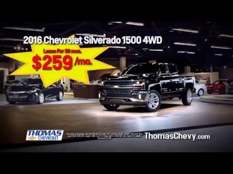 Thomas Chevy Guarantees YouTube - Thomas chevrolet car show