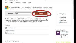 Fix Samsung Kies3 mfc90u dll files error Very easy