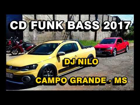 Download Youtube: CD FUNK BASS 2017 -  DJ NILO