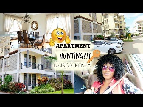 APARTMENT HUNTING, NAIROBI    KENYAN YOUTUBER