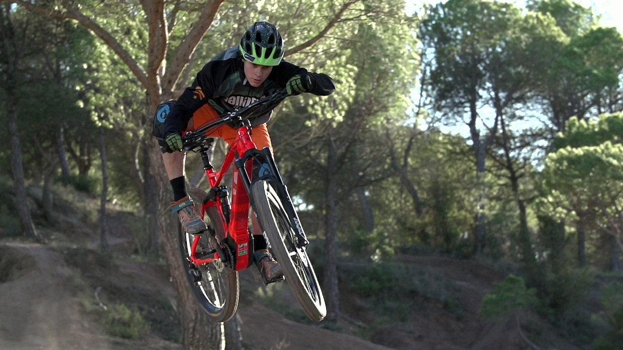 Test en campillo: Bicicleta Rotwild Eléctrica de enduro RE+ FS vs ...