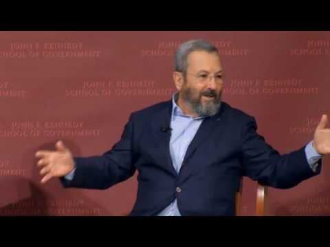 Ehud Barak on Middle East Instability