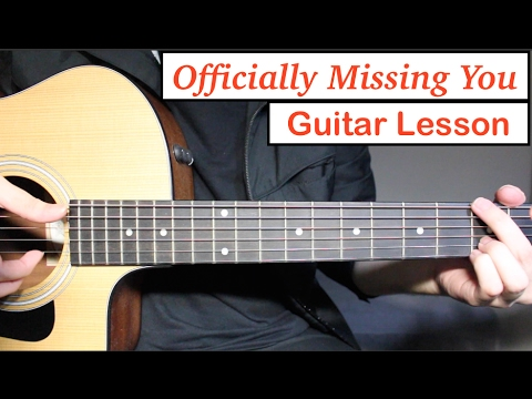 Officially Missing You - Tamia | Guitar Lesson (Tutorial) How to ...