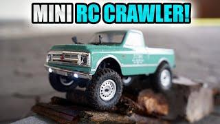 Enttäuscht mich mein ERSTER RC CRAWLER für 140€? - Axial SCX Horizon Hobby Chevrolet im Test