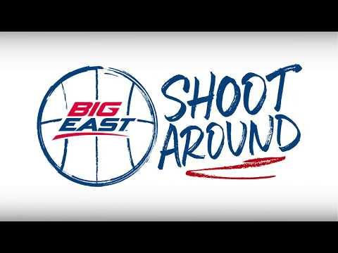 Men's Basketball Media Day - BIG EAST Shootaround Special