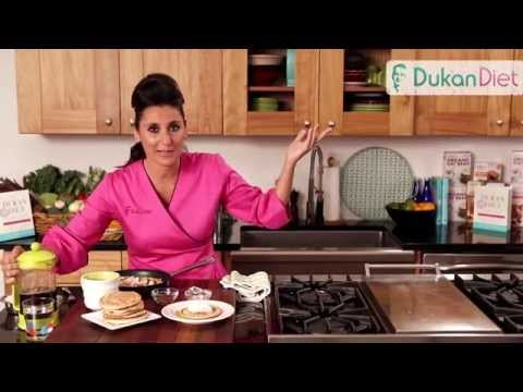 Deliciously Dukan - Gina Keatley, CDN - Attack Phase Recipe