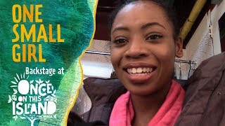 Episode 2: One Small Girl: Backstage at ONCE ON THIS ISLAND with Hailey Kilgore