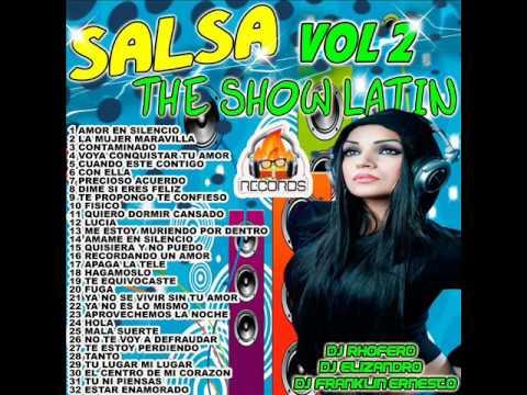 FRANKLIN ERNESTO DJ ELIZANDRO & DJ ROFHERD - SALSA VOL.2 THE SHOW LATIN DISCPLAY