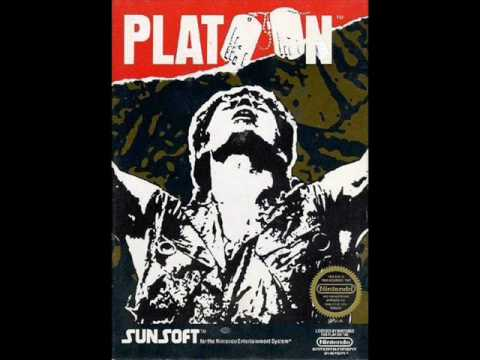 Platoon - Jungle (NES)