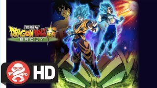 Dragon Ball Super: Broly | OUT NOW