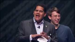 Super Smash Bros  Invitational - final words from Reggie and trophies