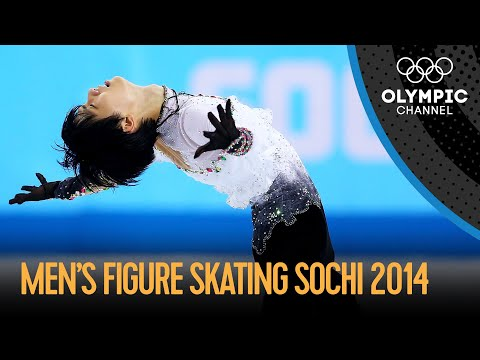 Full Men's Singles Free Program - Figure Skating | Sochi 2014 Replays