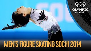 Full Men's singles free Program  Figure Skating | Sochi 2014 Replays