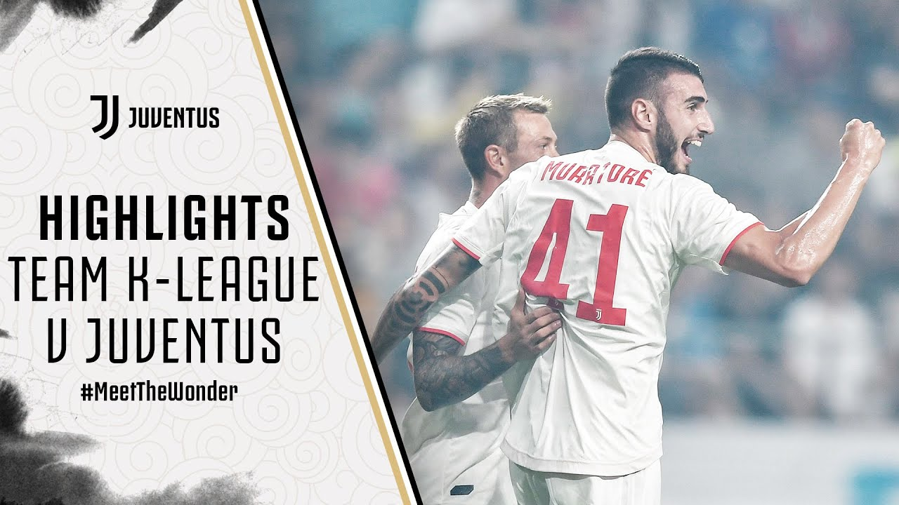 HIGHLIGHTS | TEAM K-LEAGUE V JUVENTUS