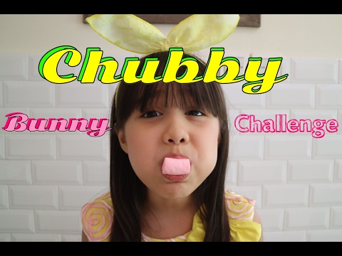 Chubby Bunny Challenge  - Rossi's Family