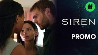 Mermaid Love Triangle | Season 2 Promo | Siren