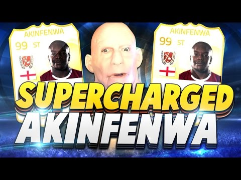 SUPERCHARGED AKINFENWA!!! WHAT A BEAST - BEST GOAL EVER XD - FIFA 15