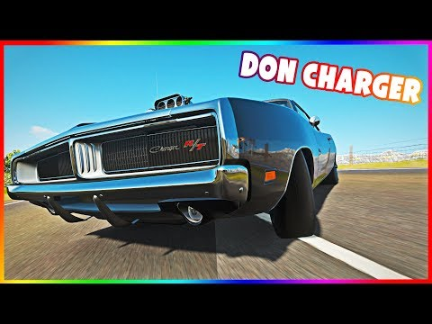 FORZA HORIZON 4 - DODGE CHARGER R/T FAST AND FURIOUS thumbnail