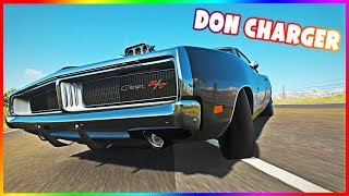 FORZA HORIZON 4 - DODGE CHARGER R/T FAST AND FURIOUS