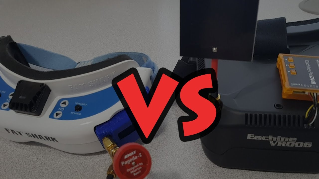 Eachine VR006 vs Fatshark ? You Decide! ?