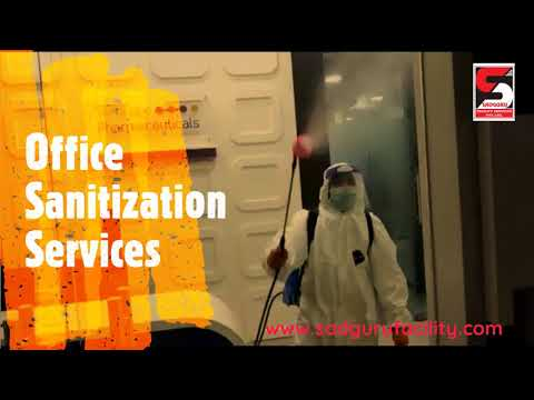 Office Sanitization Services in Mumbai, Thane, Navi Mumbai