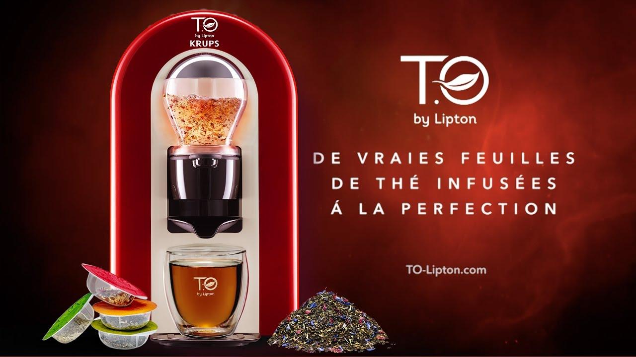 Video to by lipton d couvrez la machine youtube - Machine a the lipton ...