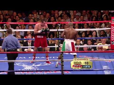 Oscar De La Hoya vs Floyd Mayweather HD