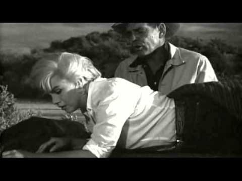 The Misfits 1961  Clark Gable  Marilyn Monroe