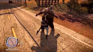 When a JUGGERNAUT kills a FERAL in State Of Decay.