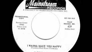 Jackie & Gayle - I WANNA MAKE YOU HAPPY  (1965)