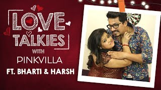 #BhartiKiBaraat: Bharti Singh & Haarsh Limbachiyaa reveal their naughty secrets and wedding plans