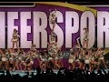 Cheer Extreme Sr Elite WINS CheerSport 2019 ~ CHECK OUT THAT CROWD