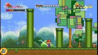 Zimmy in: SUPER PAPER MARIO (Nintendo Wii)