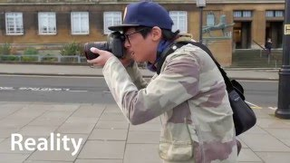 DRTV по-русски: Уличная фотография - ожидания и реальность